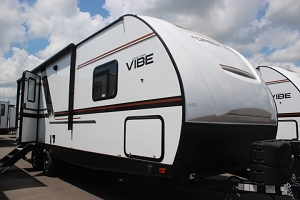 2019 Forest River Vibe 25RK Travel Trailer