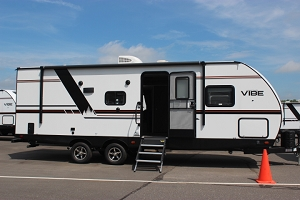 2019 Forest River Vibe  22RB Travel Trailer