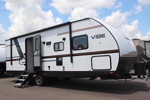 2019 Forest River Vibe 24BH Travel Trailer