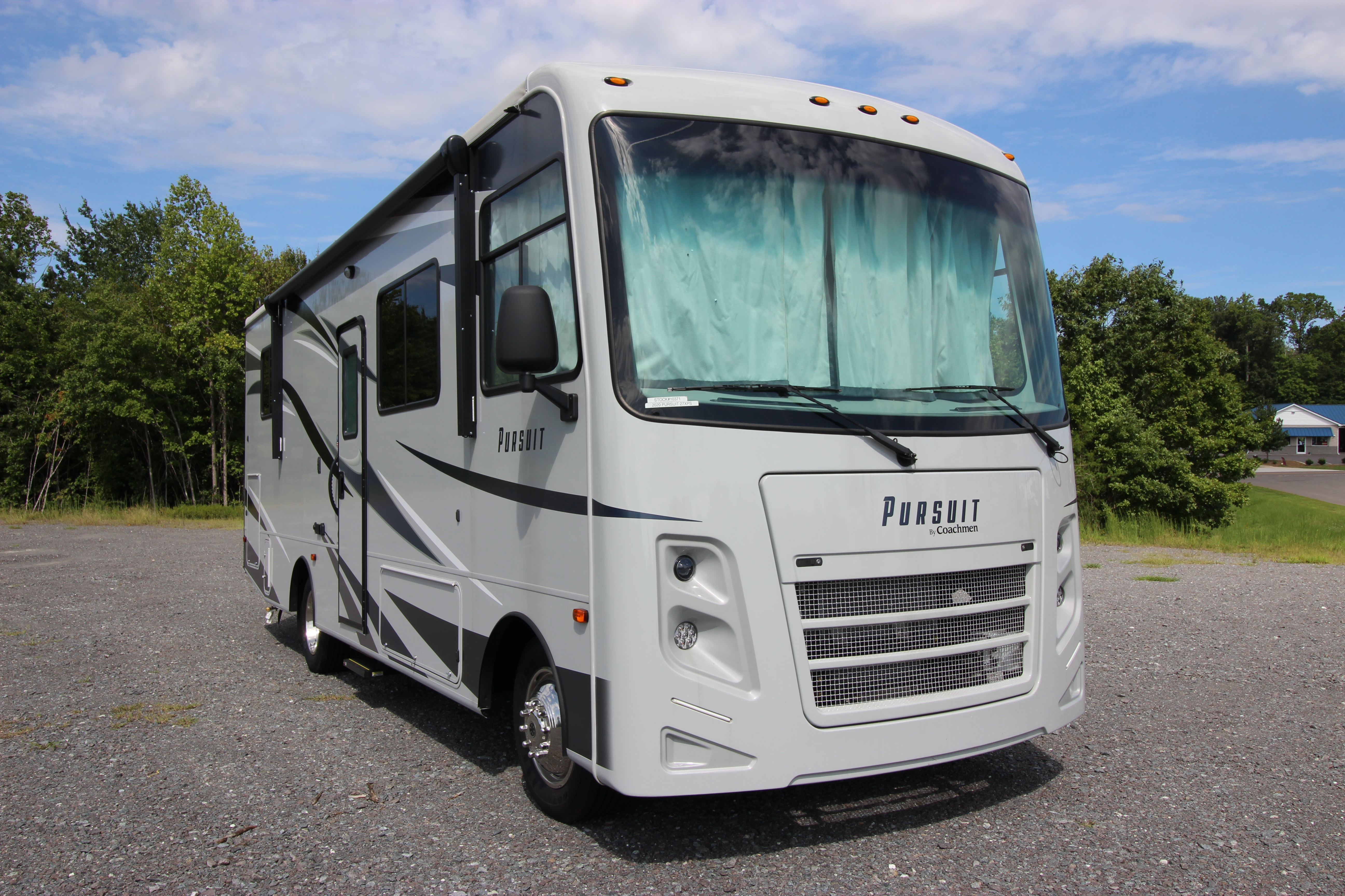 2020 Coachman Pursuit 27XPS - Class A Gas Motorhome