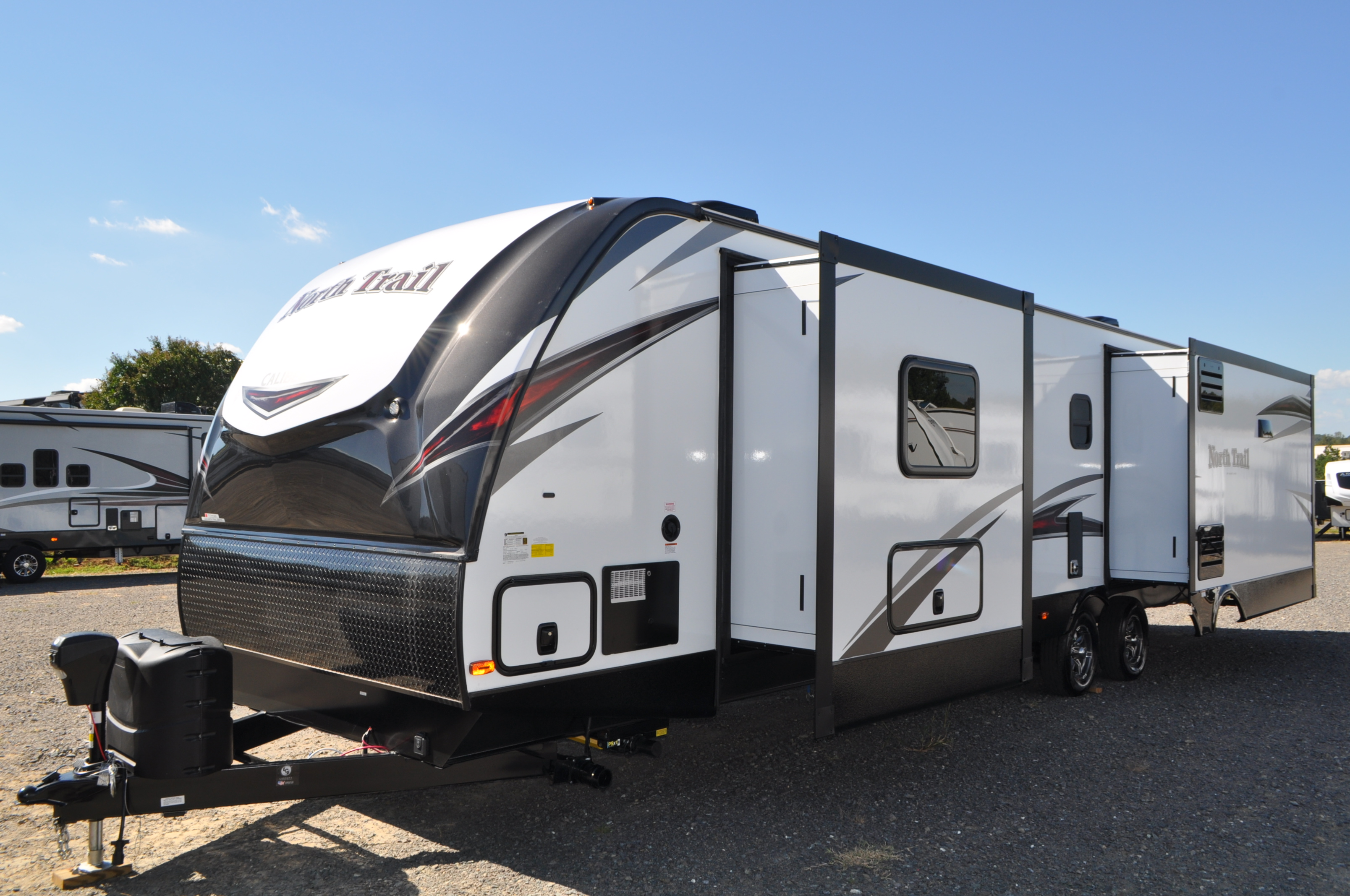 2020 Heartland North Trail 33Buds Travel Trailer