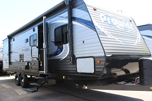2019 Heartland Prowler 286PBHS Travel Trailer