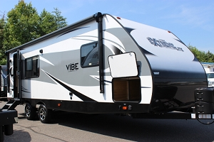 2019 Forest River Vibe Extreme Lite 258RLS Travel Trailer