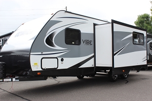 2019 Forest River Vibe Extreme Lite 258RKS Travel Trailer