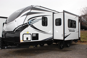 2020 HEARTLAND NORTH TRAIL 24BHS TRAVEL TRAILER