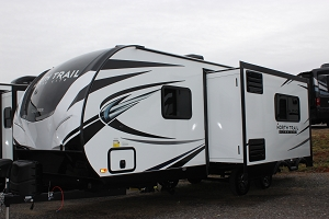 2020 HEARTLAND NORTH TRAIL 22CRB TRAVEL TRAILER