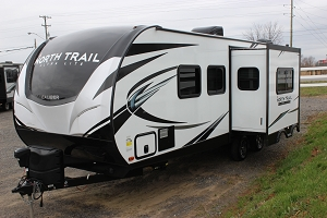 2020 HEARTLAND NORTH TRAIL 22FBS TRAVEL TRAILER