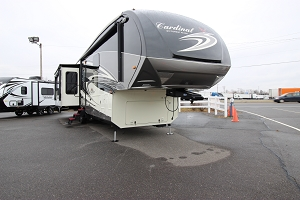 2015 FOREST RIVER CARDINAL 5TH WHEEL 3875FB
