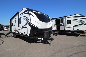 2021 HEARTLAND NORTH TRAIL TRAVEL TRAILER 25RBP