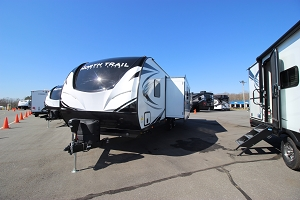 2021 HEARTLAND NORTH TRAIL TRAVEL TRAILER 24DBS