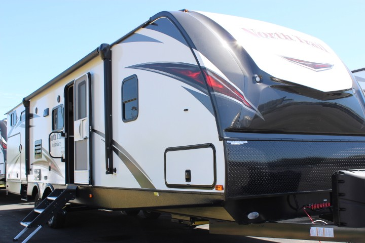 2019 Heartland North Trail 33BUDS Travel Trailer