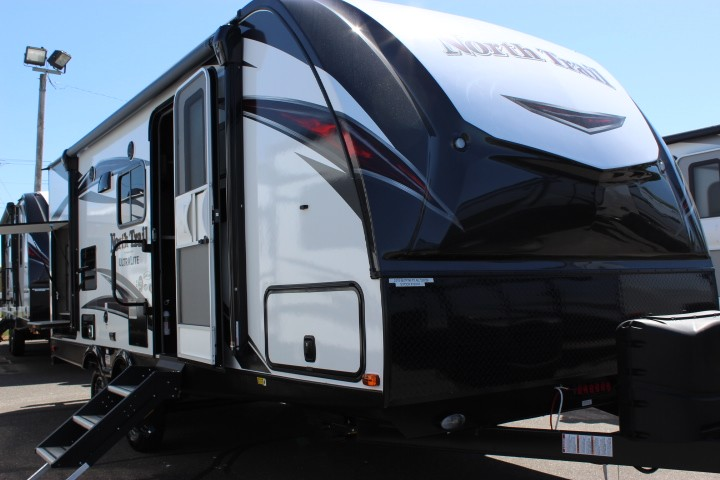 2019 Heartland North Trail 22RBK Travel Trailer