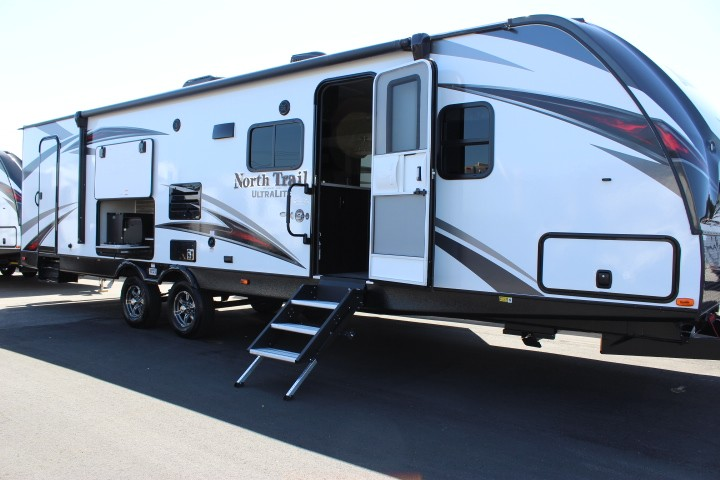 2019 Heartland North Trail 31BHDD Travel Trailer