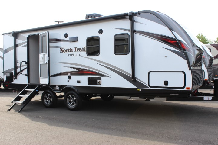 2019 Heartland North Trial 22CRB Travel Trailer