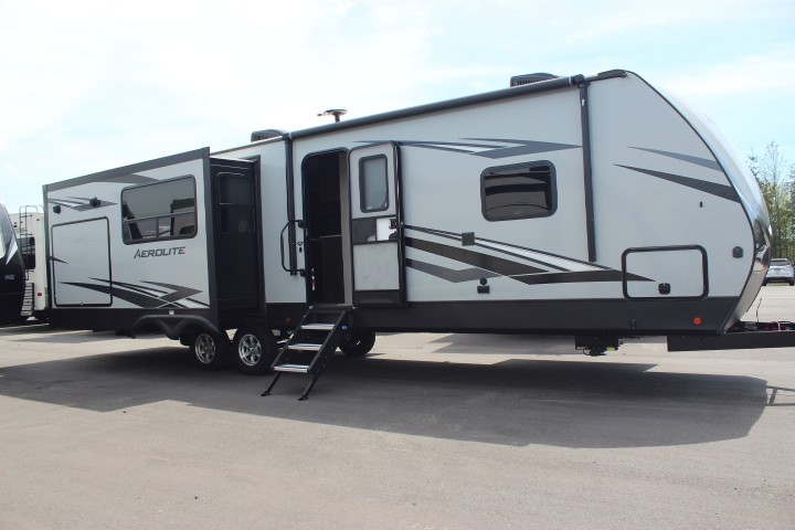 2019 DUTCHMEN AEROLITE 3303RL TRAVEL TRAILER