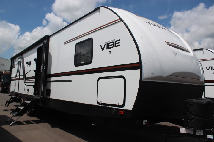 2020 Forest River Vibe 32BH Travel Trailer
