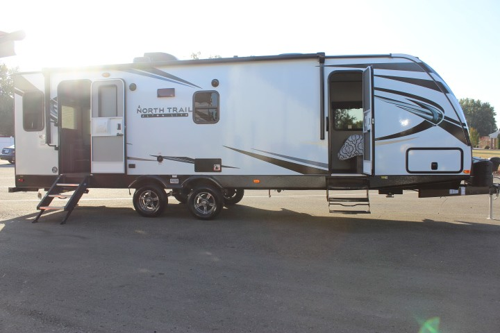 2020 HEARTLAND NORTH TRAIL 25LRSS TRAVEL TRAILER