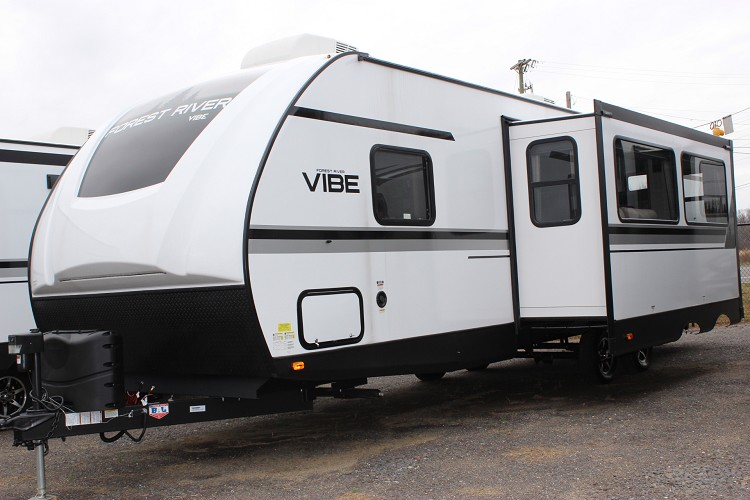 2020 FOREST RIVER VIBE 26BH TRAVEL TRAILER